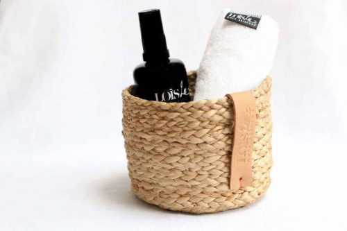 Bathroom basket Lois Lee Pure Skinfood